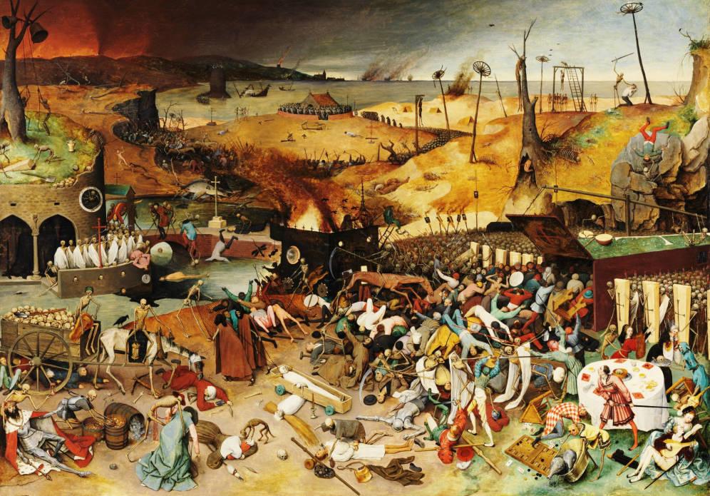 Peter Brueghel's Triumph of Death
