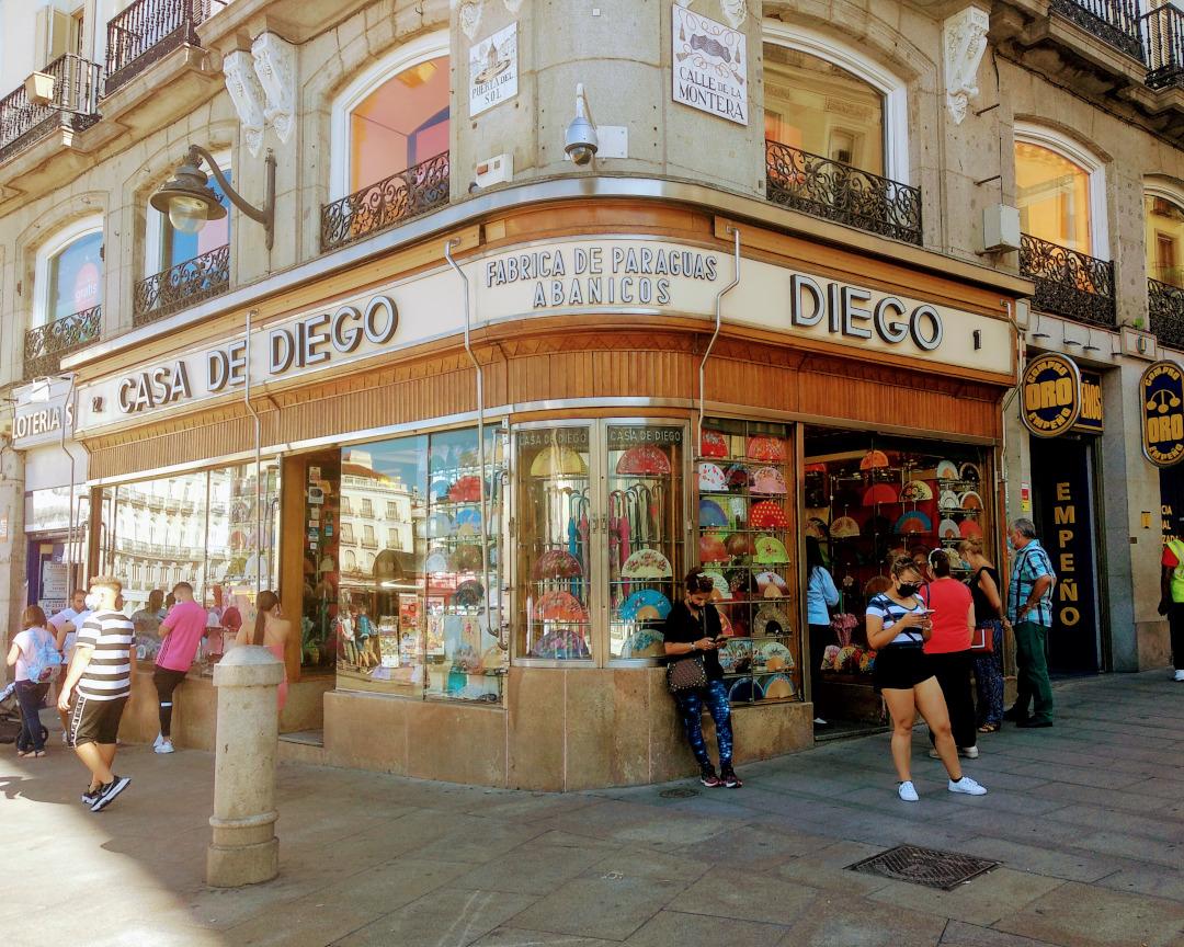 Casa de Diego in Puerta del Sol